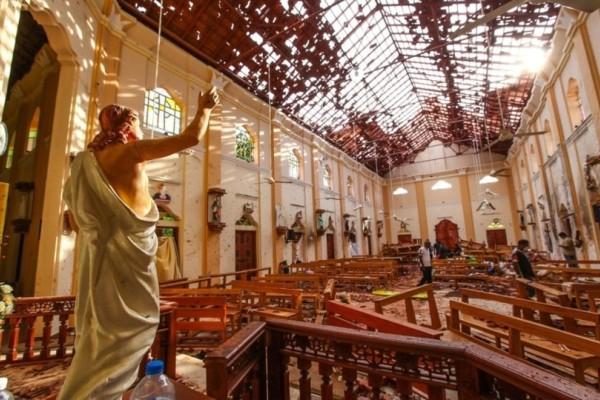 Σρι Λάνκα: Kλειστές όλες οι εκλλησίες επ' αόριστον!