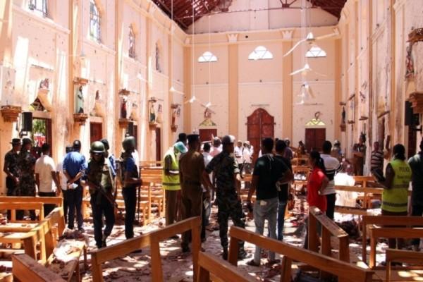 Μακελειό στη Σρι Λάνκα: Η κυβέρνηση κατονόμασε την τζιχαντιστική οργάνωση της επίθεσης!