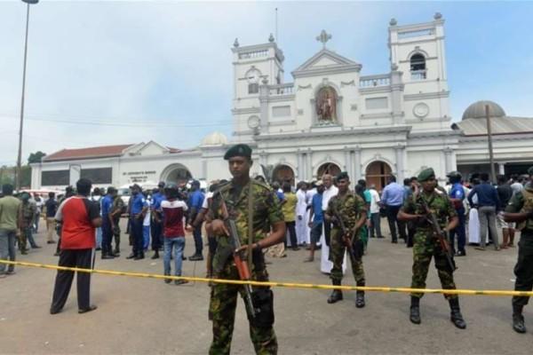 Σρί Λάνκα: 42 νεκροί μετά τις εκρήξεις σε εκκλησίες και ξενοδοχεία!