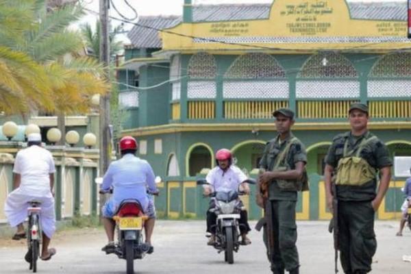 Φόβος στη Σρι Λάνκα: Σε επιφυλακή στο ενδεχόμενο για νέες επιθέσεις!