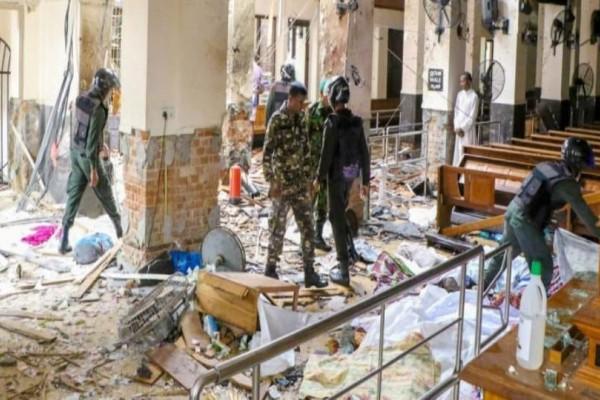Μακελειό στην Σρι Λάνκα: Αυξάνεται ο αριθμός των νεκρών, στους 359!