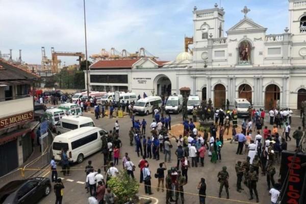 Τραγωδία χωρίς τέλος: Νέα έκρηξη στη Σρι Λάνκα!
