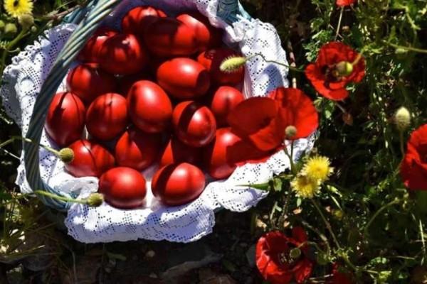 Πότε είναι επικίνδυνο να τρώμε τα κόκκινα αυγά του πάσχα;