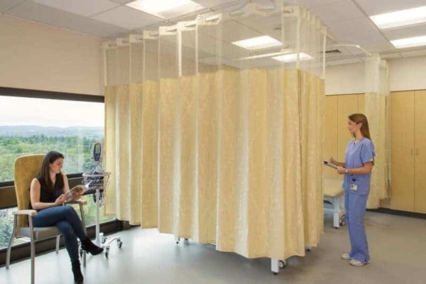 Οι κουρτίνες των νοσοκομείων, σύμφωνα με μελέτη, είναι γεμάτες μικρόβια!