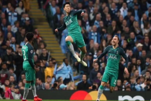 Champions League: Η πρόκριση του αιώνα από την Τότεναμ!