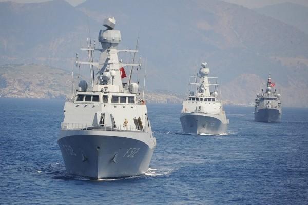 Η Τουρκία σε νέα επίδειξη δύναμης! - Ετοιμάζει ναυτική άσκηση σε Αιγαίο και Μεσόγειο!