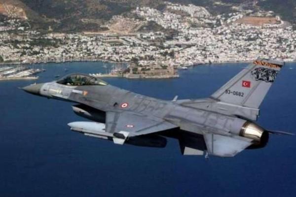 Και οι παραβιάσεις συνεχίζονται: Οι Τούρκοι προκαλούν ξανά!