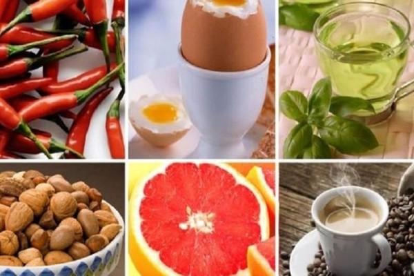 Πρέπει να τις εντάξετε στην διατροφή σας! - Οι τροφές που θα σας βοηθήσουν να κάψετε το λίπος!