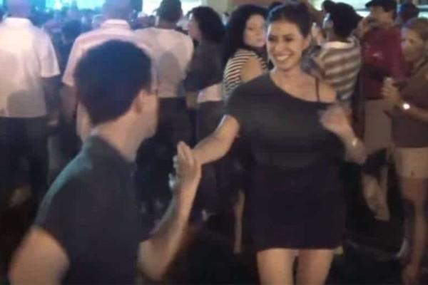 Της ζήτησε απλά να χορέψουν: Δεν ήξερε τι θα επακολουθήσει