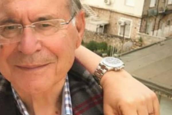 Μπορείτε να τον αναγνωρίσετε; Ο άνδρας της φωτογραφίας είναι μπαμπάς πασίγνωστου Έλληνα τραγουδιστή!