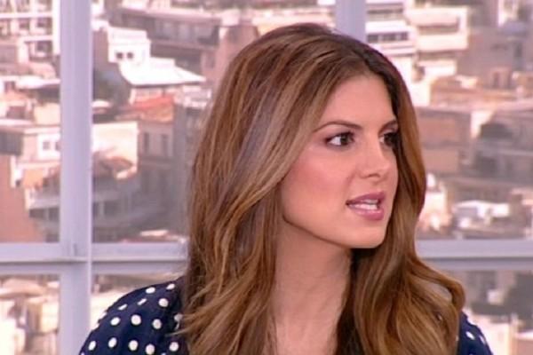Σταματίνα Τσιμτσιλή: Άδειασε on air τον Πέτρο Κωστόπουλο! - Οι ατάκες φωτιά της παρουσιάστριας!