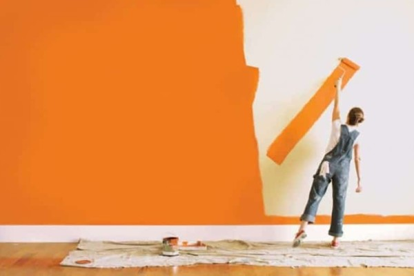Πως να βάψετε μόνοι  το σπίτι σας!