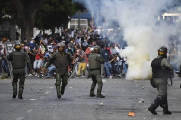 Βενεζουέλα: Στρατιώτες συλλαμβάνουν στρατιώτες