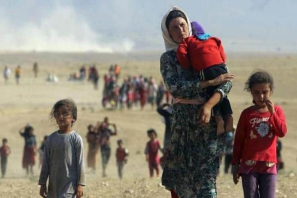 Γερμανίδα μέλος του ISIS σγόρασε 5χρονη για σκλάβα και την άφησε να πεθάνει από δίψα!