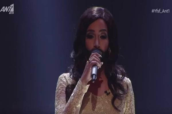 YFSF: Η συγκλονιστική εμφάνιση της Κατερίνας Στικούδη! - Έγινε Κοντσίτα και κατάφερε να κερδίσει! (Video)