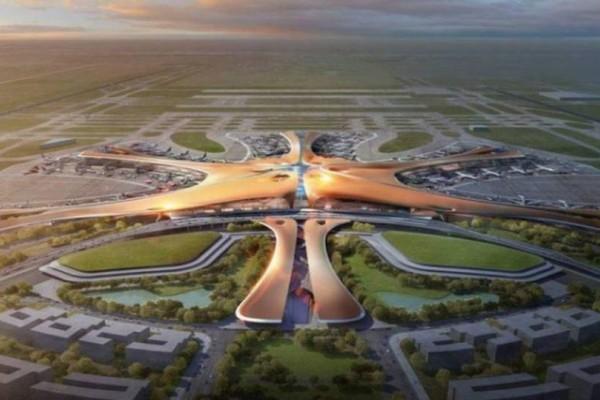 Το μεγαλύτερο αεροδρόμιο στον κόσμο αναμένεται να ανοίξει τον Σεπτέμβριο! Που θα βρίσκεται;