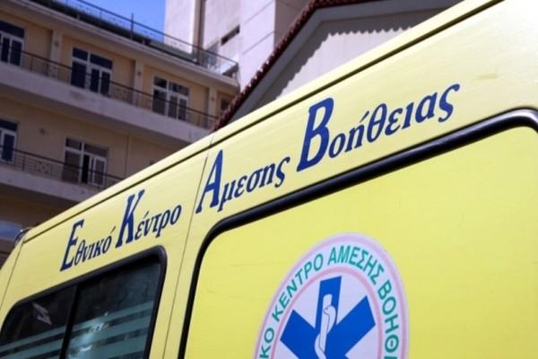 Δομοκός: Σοβαρά τραυματισμένο 8χρονο αγοράκι από σιδερένια πόρτα!