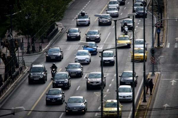 Κίνηση στους δρόμους: Στο «κόκκινο» αυτή την ώρα η Αθήνα!