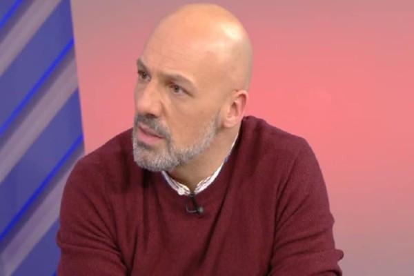 Νίκος Μουτσινάς: Το επικό σχόλιο για τον χωρισμό Αραβανή - Οικονομόπουλου! (Video)