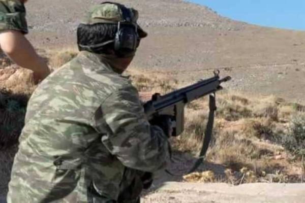 Νέα Πέραμος: Έχασαν όπλο από στρατόπεδο!