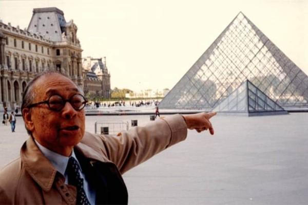 Παγκόσμια θλίψη: Έφυγε από τη ζωή ο αρχιτέκτονας της γυάλινης πυραμίδας του Λούβρο!