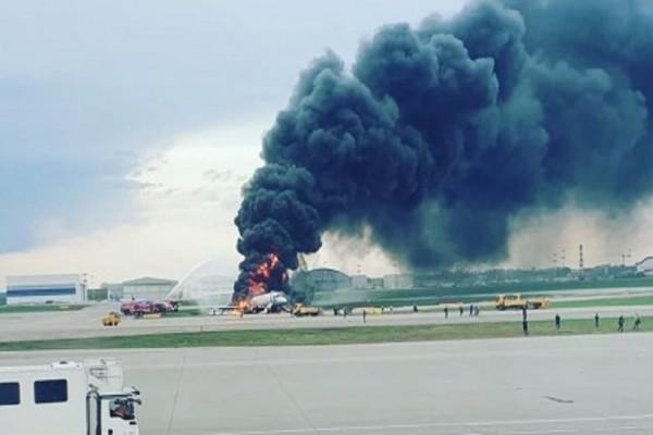 Αεροπορική τραγωδία στη Μόσχα: «Έκανε σαν ακρίδα, χτυπήθηκε από κεραυνό»! - Ανατριχιαστικές αποκαλύψεις για την μοιραία πτήση!