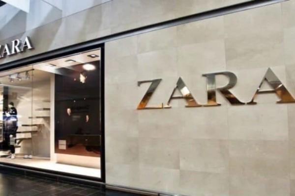 Zara: Το απόλυτο πέδιλο με glitter για το φετινό καλοκαίρι!