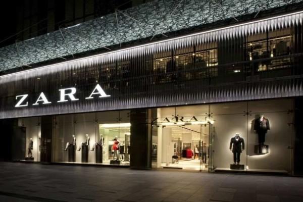 Zara: Το πλεκτό top cut out είναι τέλειο και κοστίζει μόνο 13 ευρώ!