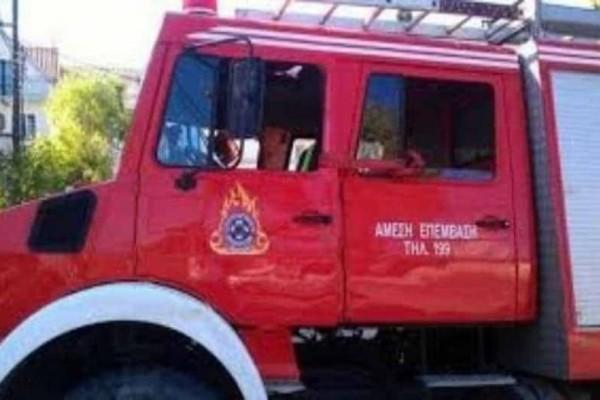 Δραπετσώνα: Ξέσπασε ισχυρή πυρκαγιά σε πλοίο!