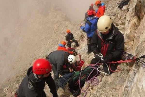 Σοκ: Βρέθηκε νεκρός ορειβάτης!