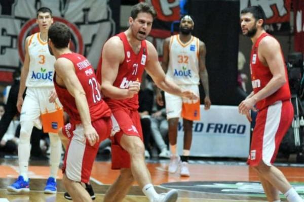 Basket league: Διακόπηκε ο αγώνας μεταξύ Ολυμπιακού - Προμηθέα!