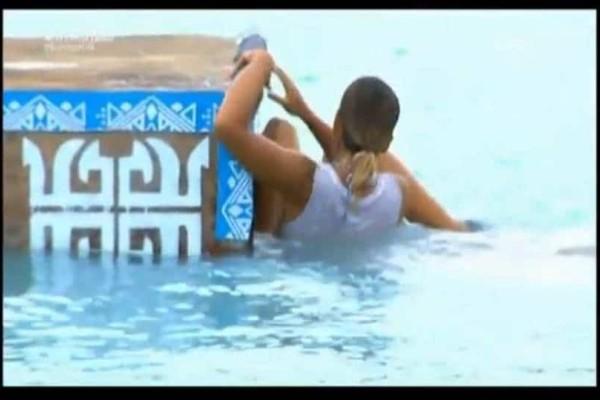 Survivor Ελλάδα Τουρκία: Παίκτρια τραυματίστηκε σοβαρά και την έβγαλαν από το νερό! - Ποια ήταν; (Video)