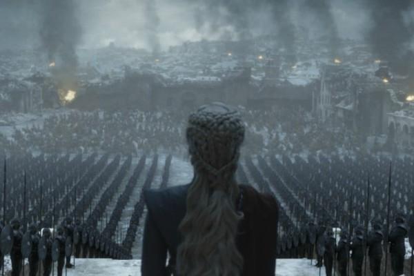 Πόσο κακή βαθμολογία έδωσαν στο τελευταίο επεισόδιο Game of Thrones;