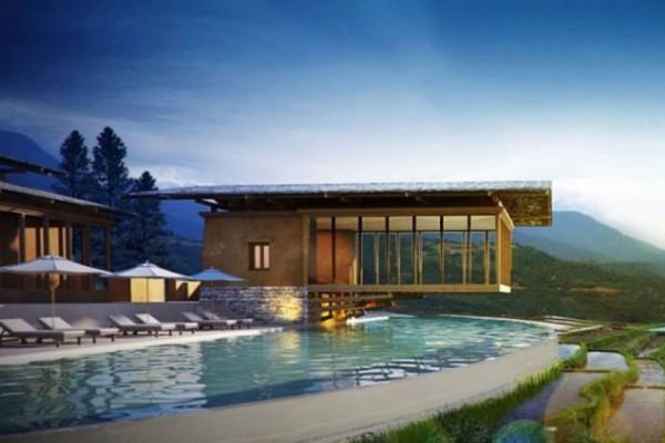 Όνειρο: Τα 3 νέα εντυπωσιακά ξενοδοχεία στον κόσμο που θα θέλετε να μείνετε το 2019!