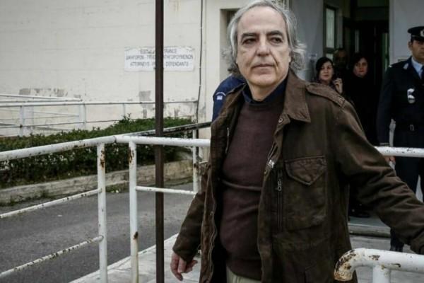 Δημήτρης Κουφοντίνας: Χειροτερεύει η υγεία του στην εντατική!