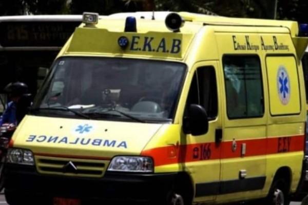 Αχαΐα: Εγκλωβίστηκε ιερομόναχος σε αυτοκίνητο μετά από σφοδρό τροχαίο!