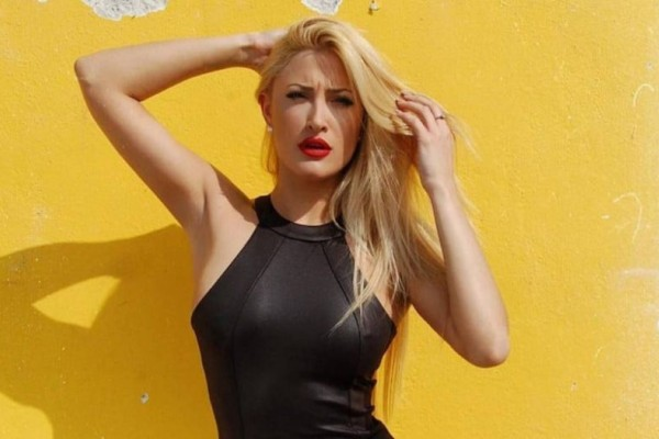 Ιωάννα Τουνη: Η αδιανόητη αλλαγή στα μαλλιά της!