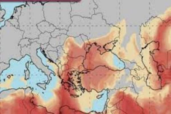Συναγερμός: Η Μεσόγειος φλέγεται!