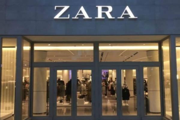 ZARA: Αυτή την πλεκτή μπλούζα θα την ερωτευτείς!
