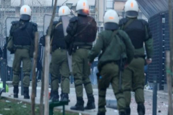 Επεισόδια στην Αττική οδό: Mεταξύ οπαδών της ΑΕΚ και αστυνομικών δυνάμεων!