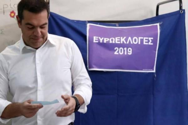 Ευρωεκλογές 2019: Σε ποια περιοχής της χώρας ο ΣΥΡΙΖΑ δεν πήρε ούτε μια ψήφο;