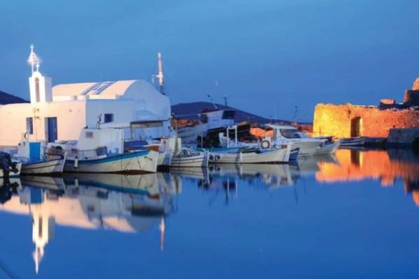 Η Πάρος ένα από τα πιο αγαπημένα νησιά των τουριστών!