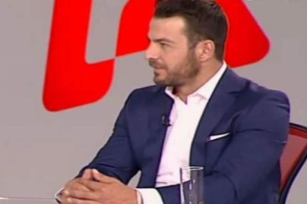 Alpha: Τι δουλειά έχει ο Ντάνος στο πάνελ για τις εκλογές;