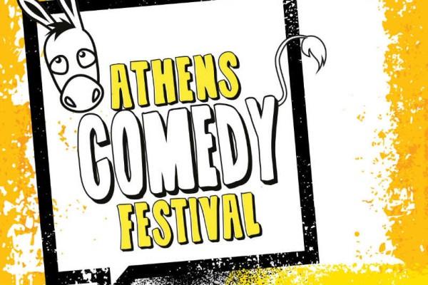 Athens Comedy Festival 2019: To μεγαλύτερο φεστιβάλ κωμωδίας επιστρέφει!