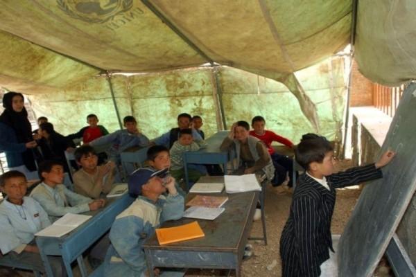Σοκ στο Αφγανιστάν: Τριπλασιάστηκαν οι επιθέσεις στα σχολεία!