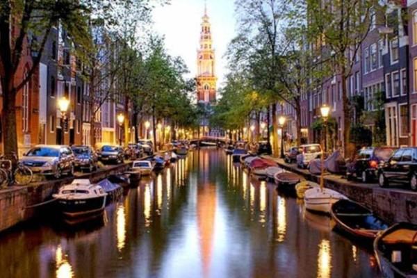 Ολλανδία: