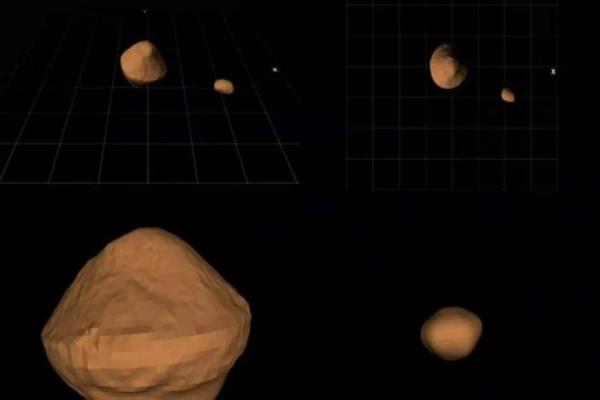 Μεγάλος αστεροειδής θα «φωτίσει» τη Γη στις 25 Μαΐου! (Video)