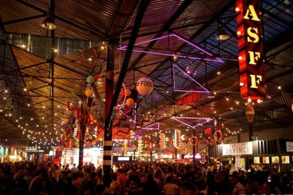Athens Street Food Festival 2019: Συνεχίζεται μέχρι 26 Μαΐου!