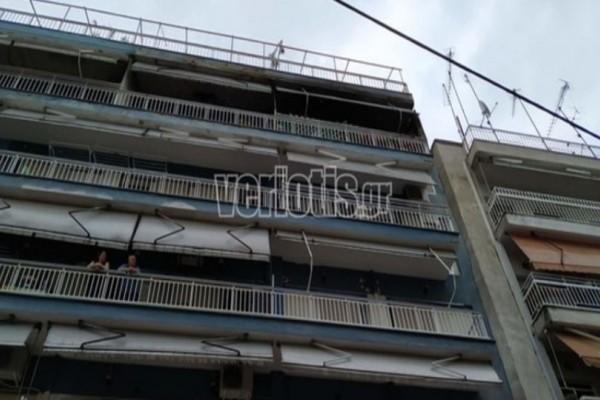 Συναγερμός στη Βέροια: Φωτιά σε διαμέρισμα - Σώθηκαν τελευταία στιγμή παιδιά και πατέρας!