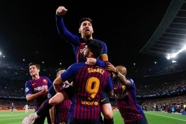 Champions League: Η Μπαρτσελόνα επιστρέφει στον τελικό!